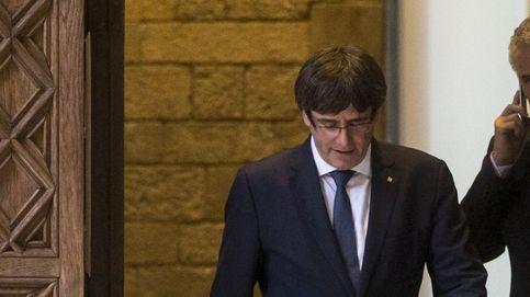 Traición o cárcel, el dilema de Puigdemont