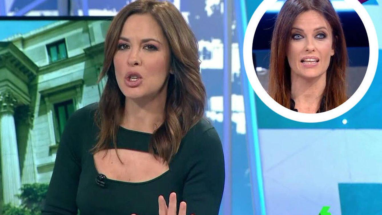 Mamen Mendizábal, en la diana de los 'trolls' de Cristina Seguí por un vídeo en el que animaba a no usar mascarillas