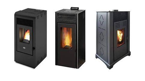Estufas de pellets para una mejor calefacción de pisos, pasillos y oficinas