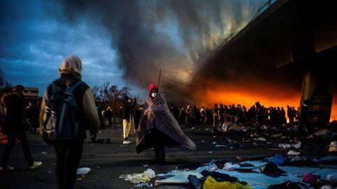 Protesta de bomberos en Valencia y Día Internacional del Estudiante: el día en fotos