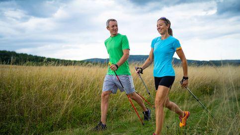 8 beneficios de practicar la marcha nórdica, uno de los deportes más antiguos del mundo
