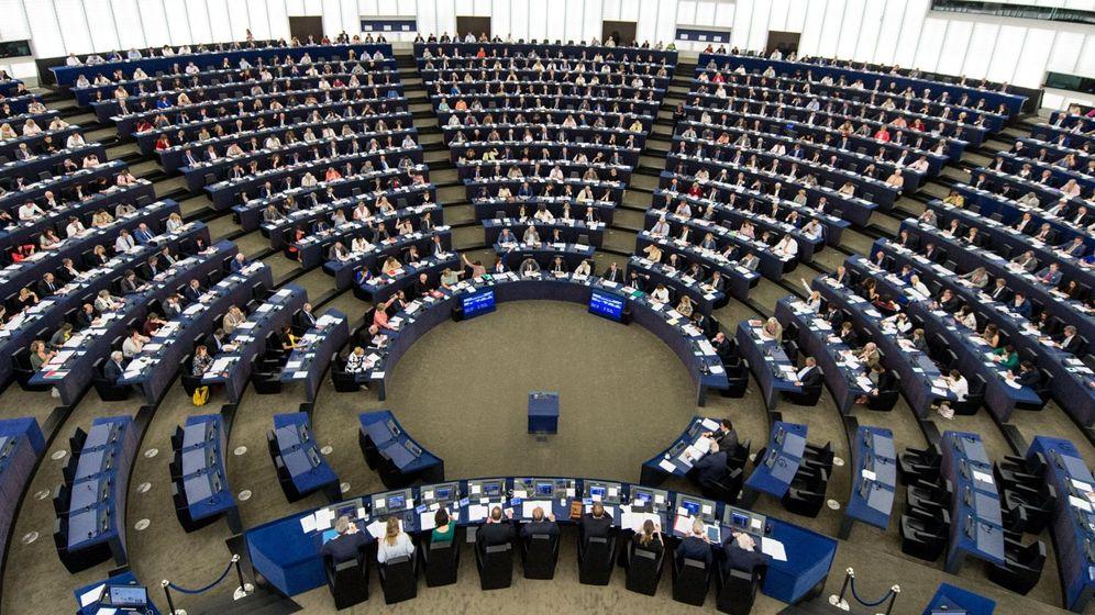 Foto: Parlamento Europeo. (EFE)