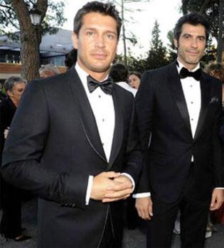 Foto: La noche de los hombres guapos