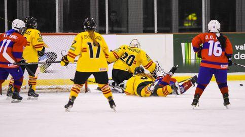 Sí, España ha ganado un Mundial de hockey hielo femenino (más o menos)