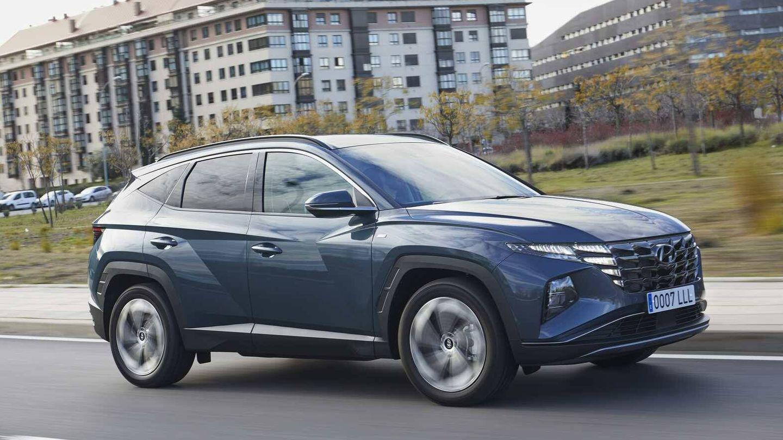 El Hyundai Tucson se ha alzado hasta la segunda plaza del mercado por modelos en 2021.