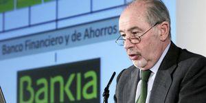 Foto: Rato planea retrasar la OPV de Bankia hasta después del verano