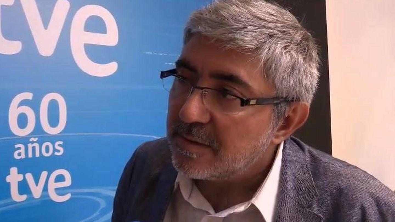 Fernando López-Puig, director de Ficción de TVE.