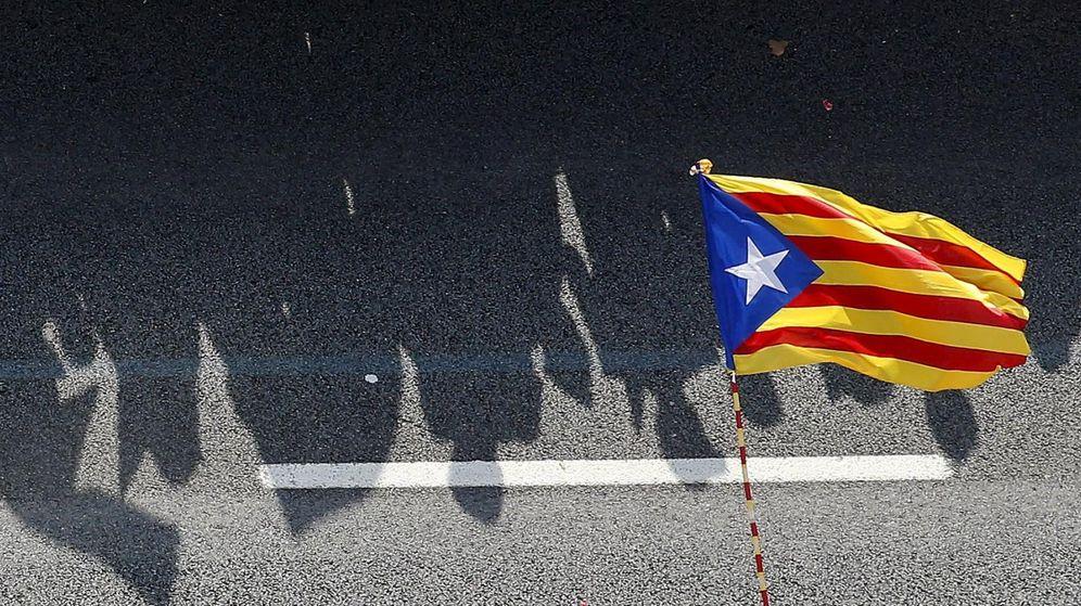 Foto: Manifestación con motivo de la Diada 2015 en Barcelona. (Reuters)