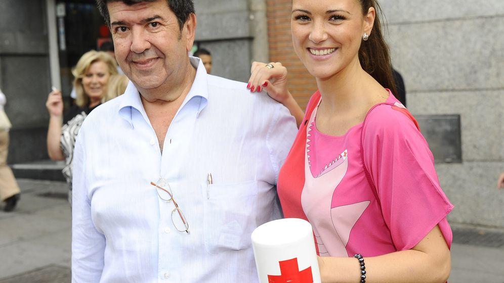 Foto: José María Gil Silgado y María Jesús Ruiz en una imagen de archivo (Gtres)