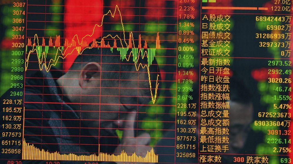 Foto: China reduce los tipos en su desesperada lucha por sostener la bolsa y la economía