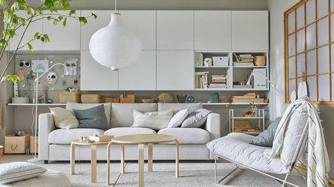 Te contamos en qué consiste la decoración de estilo nórdico y cómo conseguirla en tu salón con Ikea