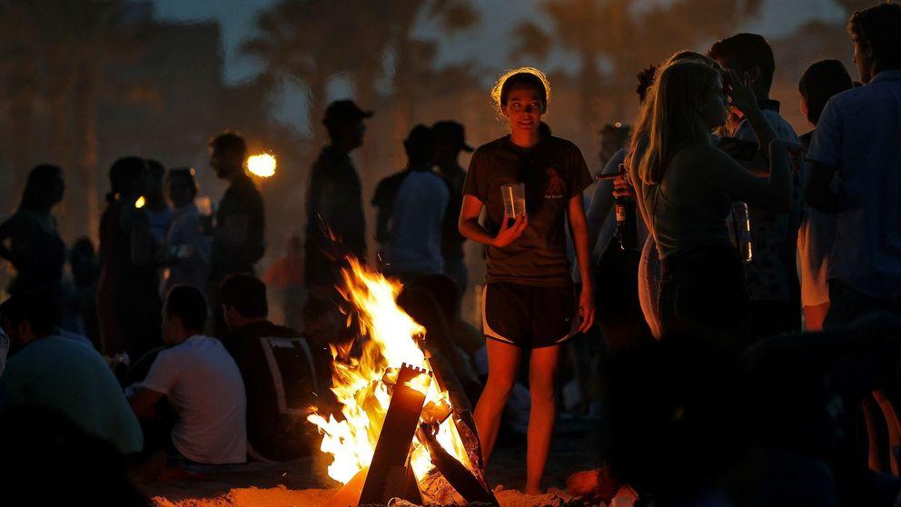 Valencia suspende los festejos de San Juan aunque llegue tras el fin de la alarma