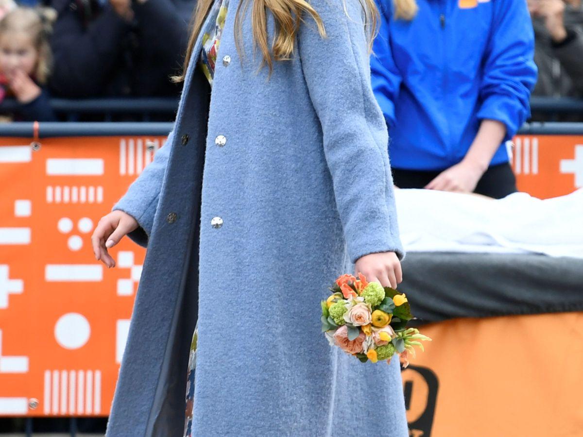 Foto: La princesa Amalia de Holanda. (Reuters)