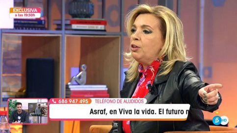 Carmen Borrego brota contra Alejandra Rubio: Háblame en otro tono