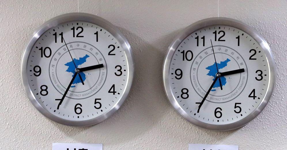 Foto: Pyongyang adelanta su huso horario para unificarlo con Seúl (Foto: EFE)