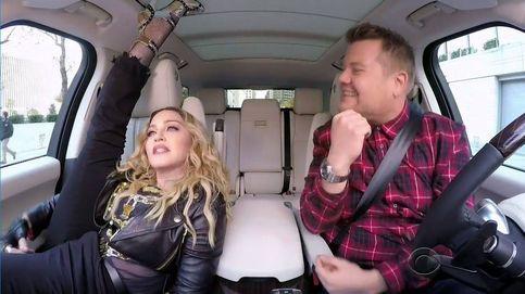Madonna sorprende haciendo twerking en 'Carpool Karaoke'