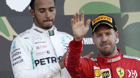Todo está en sus manos o por qué Vettel tiene una píldora que tragarse en Ferrari