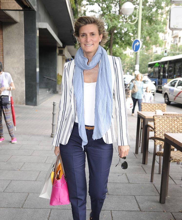 Foto: María Zurita en una imagen de archivo. (Gtres)