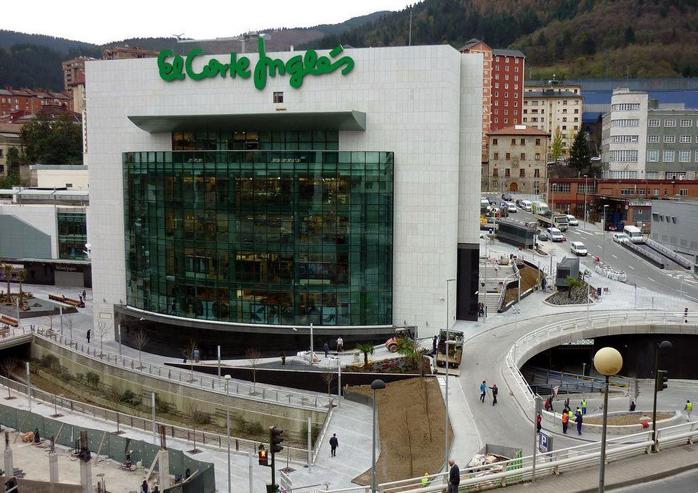Foto: Macrocentro de Eibar de El Corte Inglés (Asier Sarasua, vía flickr)