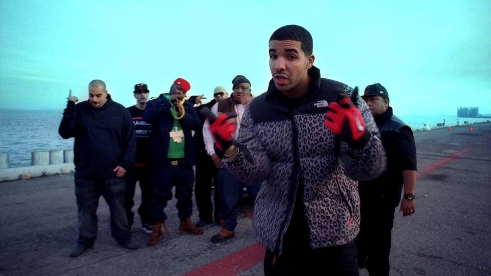 Foto: Vídeoclip de Drake.