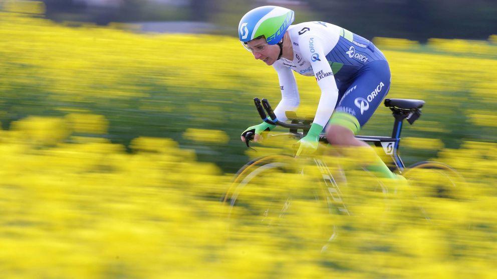 La espeluznante caída de una ciclista holandesa en la prueba de ruta de Río