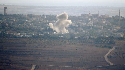 El Ejército sirio asegura que ha derribado un avión y un dron de Israel