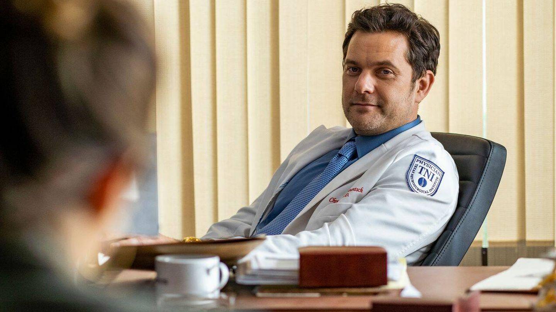 El actor Josua Jackson protagoniza 'Dr. Death'. (Starzplay)