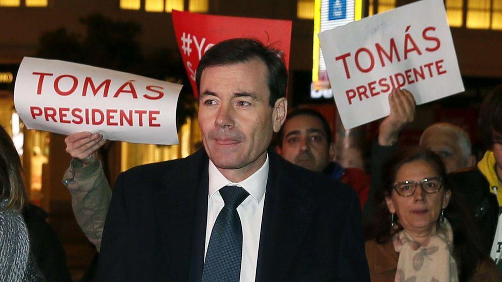 El PSM se saca de la manga un sondeo interno que daba a Gómez sólo un 11% de votos