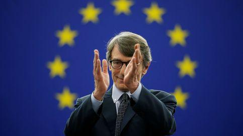 El socialista italiano David Sassoli, nuevo presidente de la Eurocámara