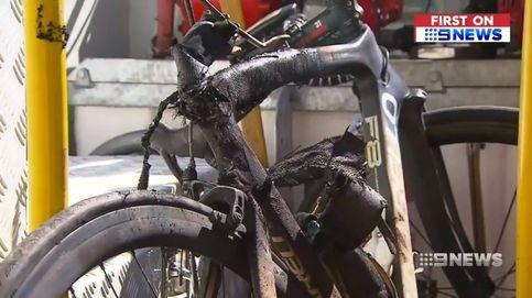 El peligro oculto (y aislado) de una bicicleta eléctrica o cuando el motor explota