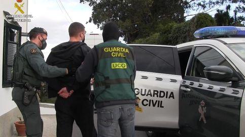 La Guardia Civil detiene a un grupo de albaneses que robaba viviendas de empresarios