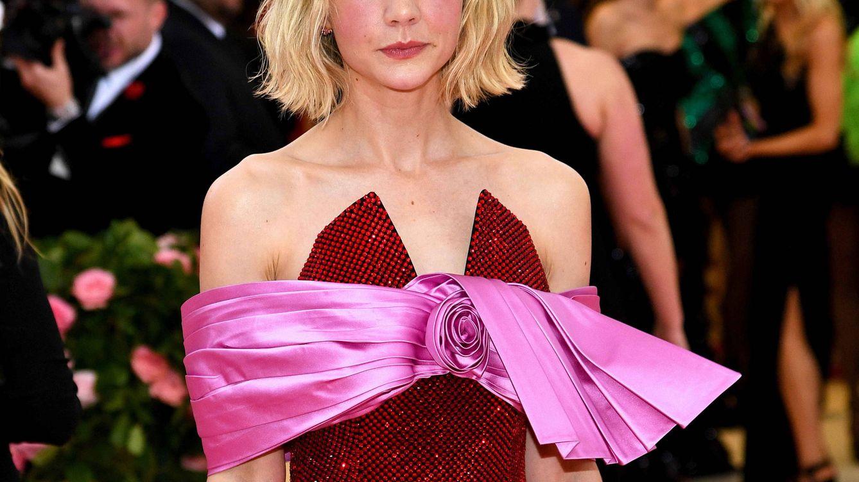 Carey Mulligan, mil caras y cambios de look hasta llegar a los Oscar