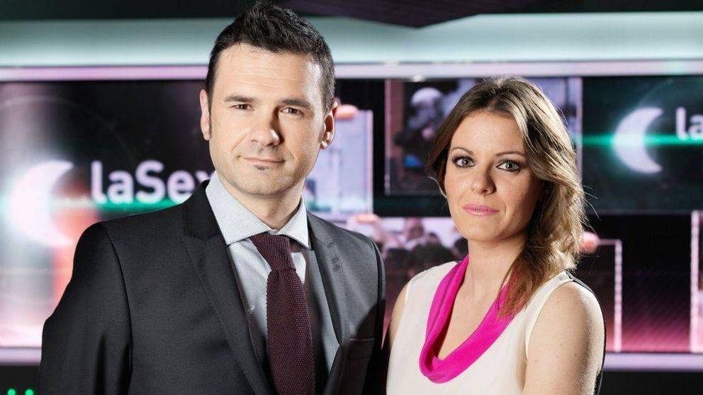 López y Ropero, ausentes en 'La Sexta noche' tras la muerte del padre de ella