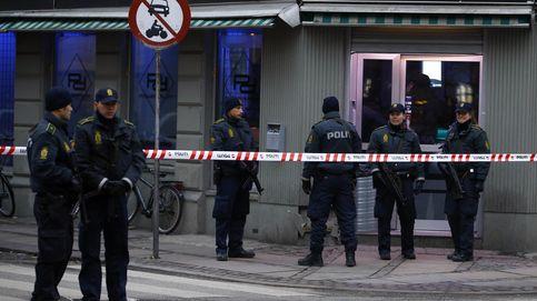 Dos hombres, detenidos por presunta colaboración en los atentados de Copenhague