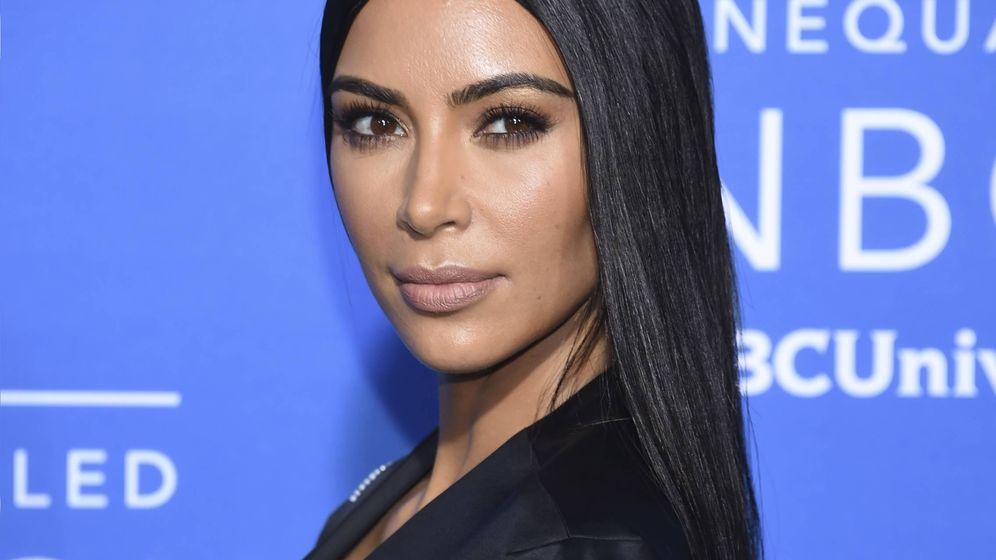 Foto: Kim Kardashian, la segunda mejor pagada por las marcas en Instagram. (Gtres)