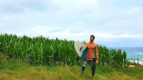 Santi Burgoa, el nuevo 'objetivo' de Alba Carrillo: viajero y amante del surf