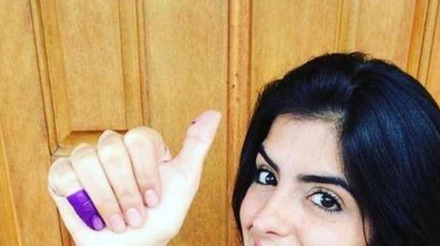 Erika, la actriz venezolana destrozada por la filtración de un vídeo erótico