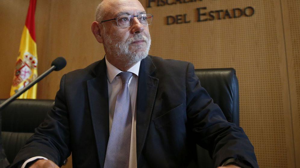 Foto: El fiscal general del Estado, José Manuel Maza falleció este sábado en una clínica de Buenos Aires. (EFE)