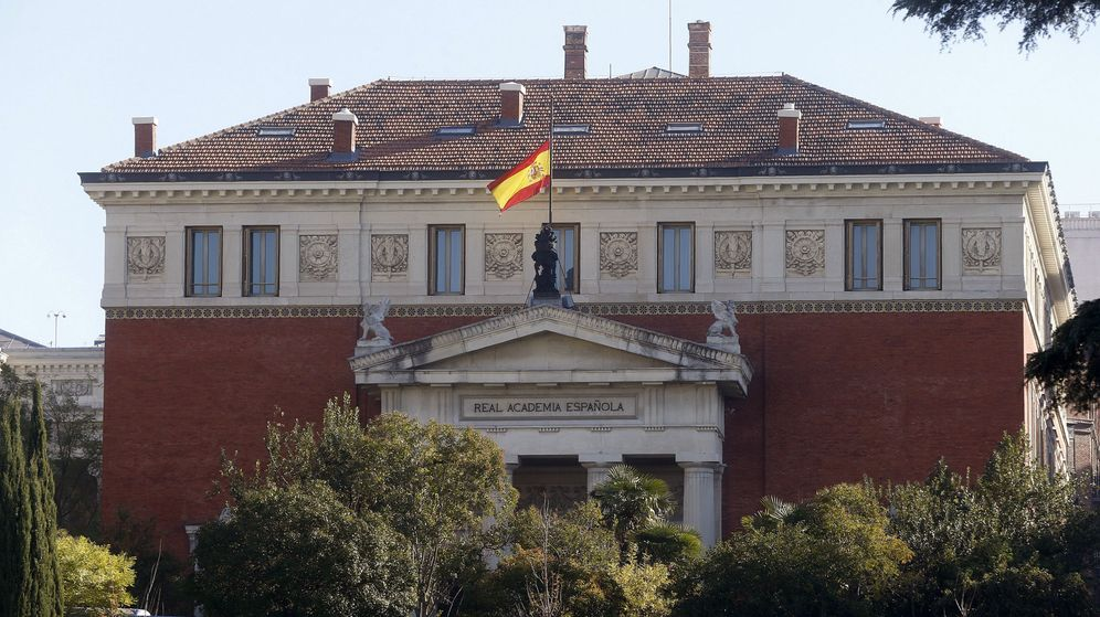 Foto: Sede la Real Academia de la Lengua. (EFE)