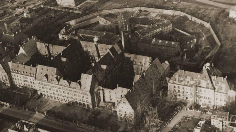 Palacio de Justicia de Núremberg donde se desarrollaron los juicios principales a los jerarcas nazis
