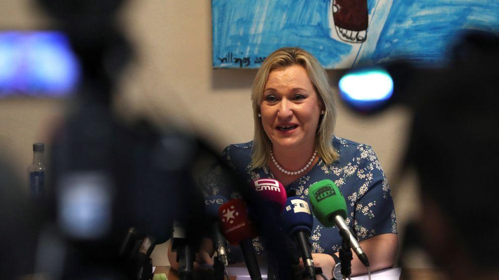 Fiscalía desmonta a Inés Madrigal, la mujer que decía ser un bebé robado
