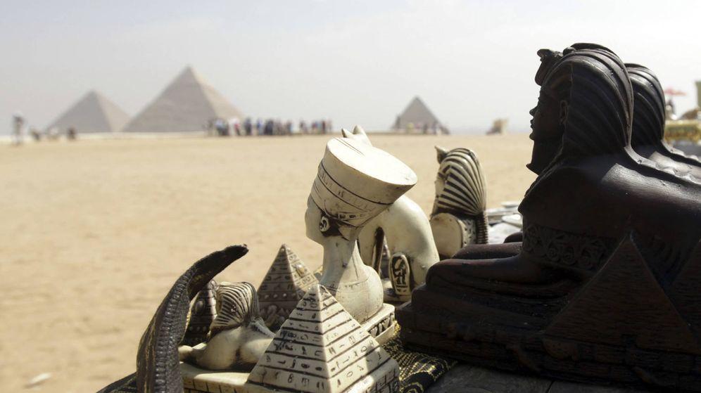 Foto: La nueva capital que Egipto levanta en medio del desierto