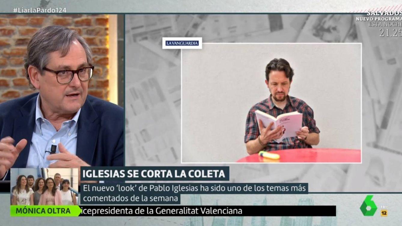 Francisco Marhuenda: Pablo Iglesias quiere ser presentador como Antonio García Ferreras
