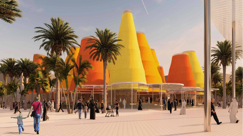La sevillana TSO suministrará la energía al Pabellón de España en la Expo de Dubái