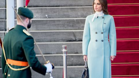 Rania de Jordania también copia a Letizia: ¡la hemos pillado!
