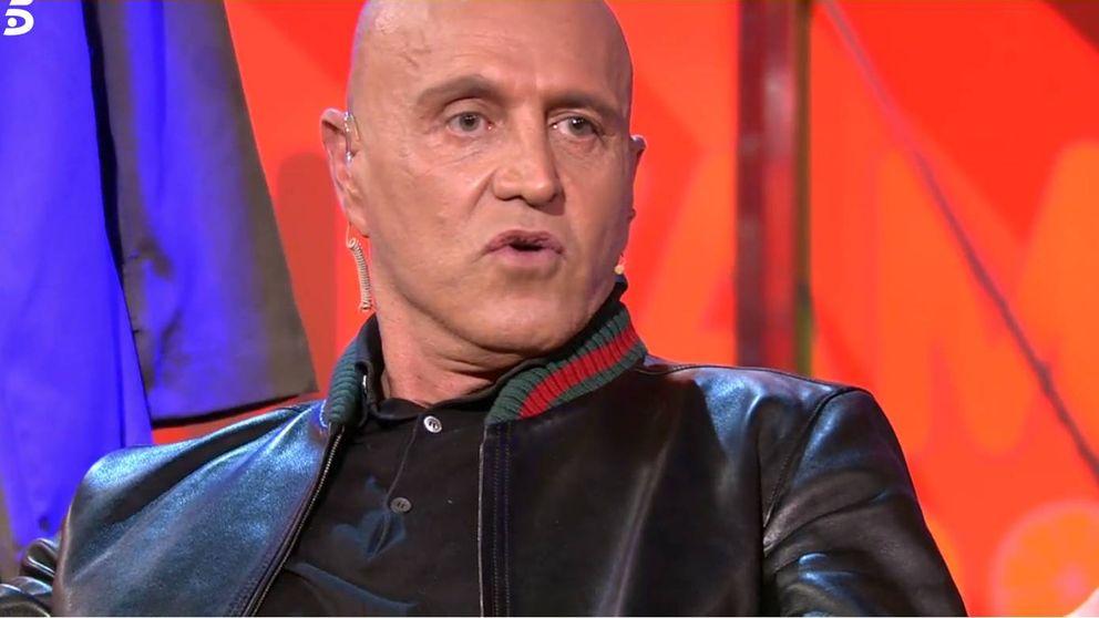 Kiko Matamoros vuelve a burlarse de Paz Padilla en 'Sálvame'