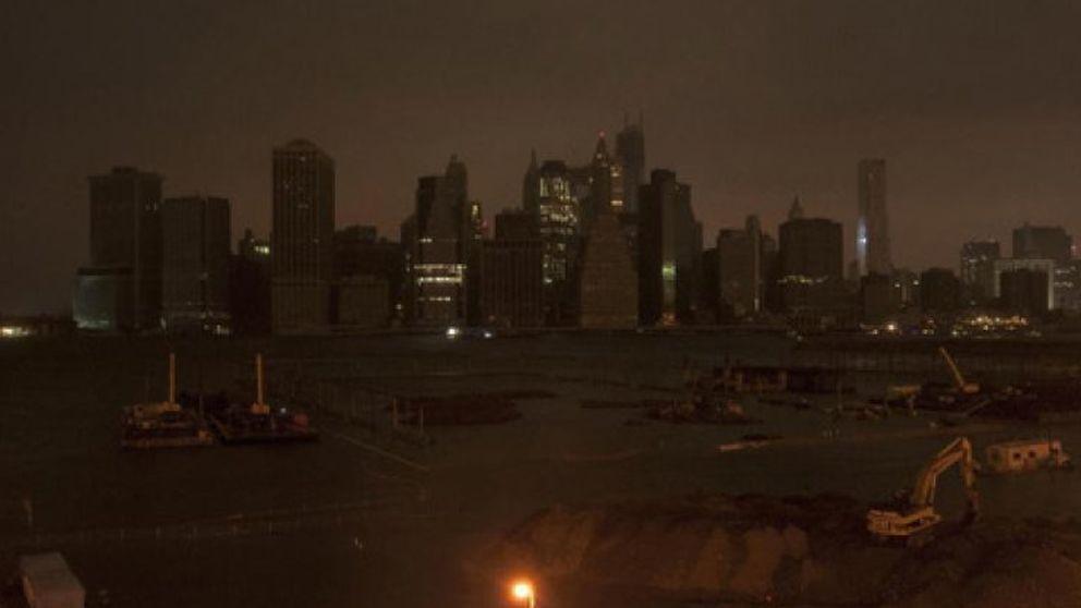El huracán Sandy causa el cierre parcial de dos plantas nucleares en Estados Unidos