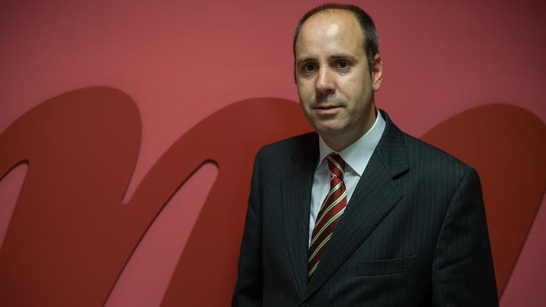 Javier Cortés, oncólogo del VHIO (Fotografía: Lino Escurís).