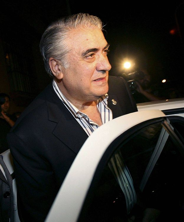 Foto: Lorenzo Sanz en una fotografía de archivo de 2008. (EFE)