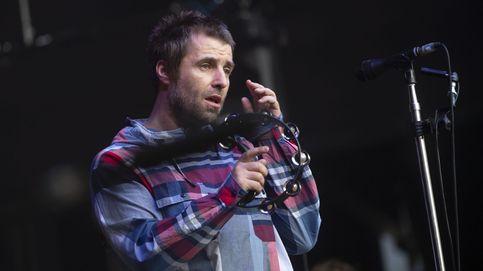 Liam Gallagher sufre un accidente de helicóptero
